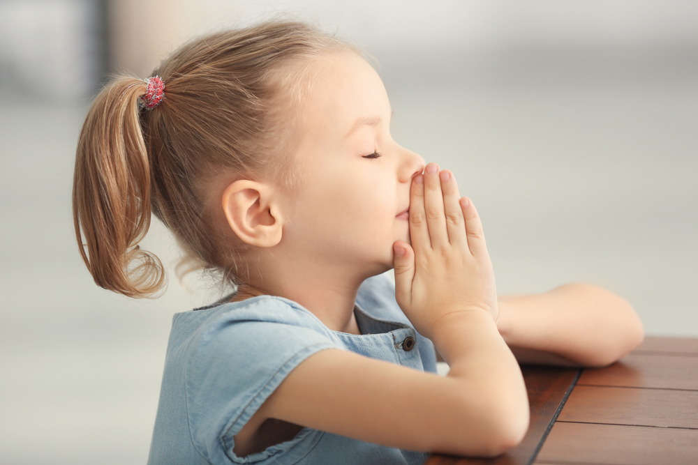 Introducing kids to contemplative prayer