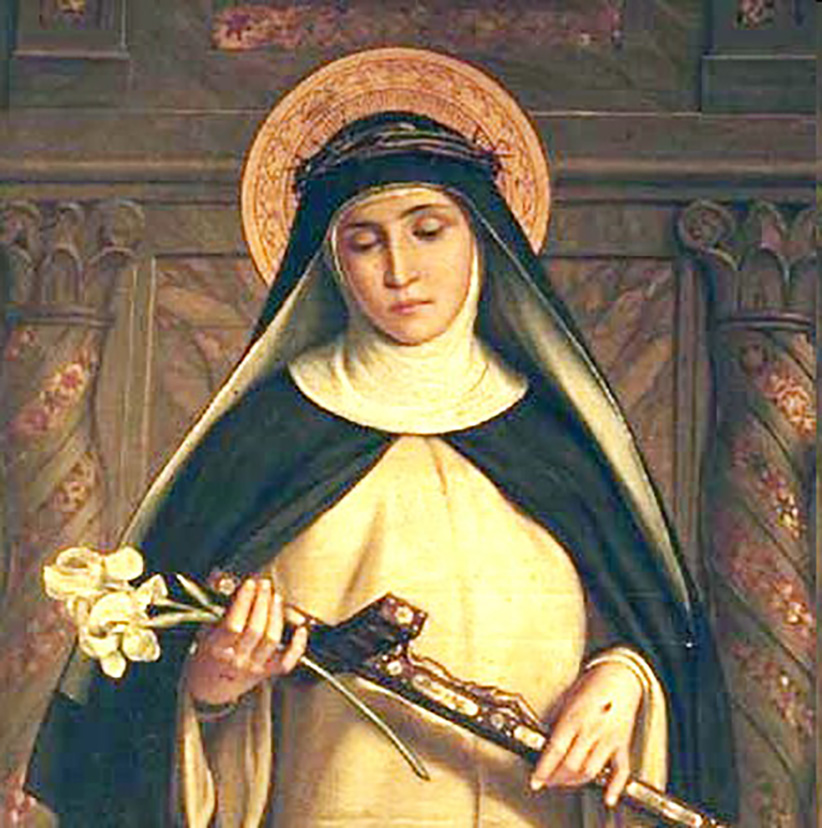 Celebrate St. Catherine of Siena