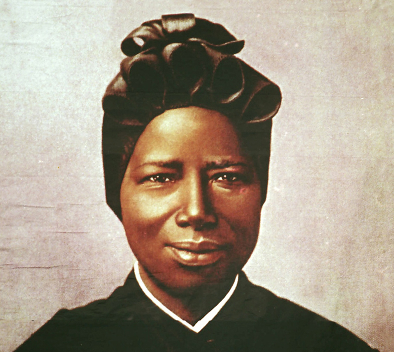 Meet St. Josephine Bakhita! • Saints for kids