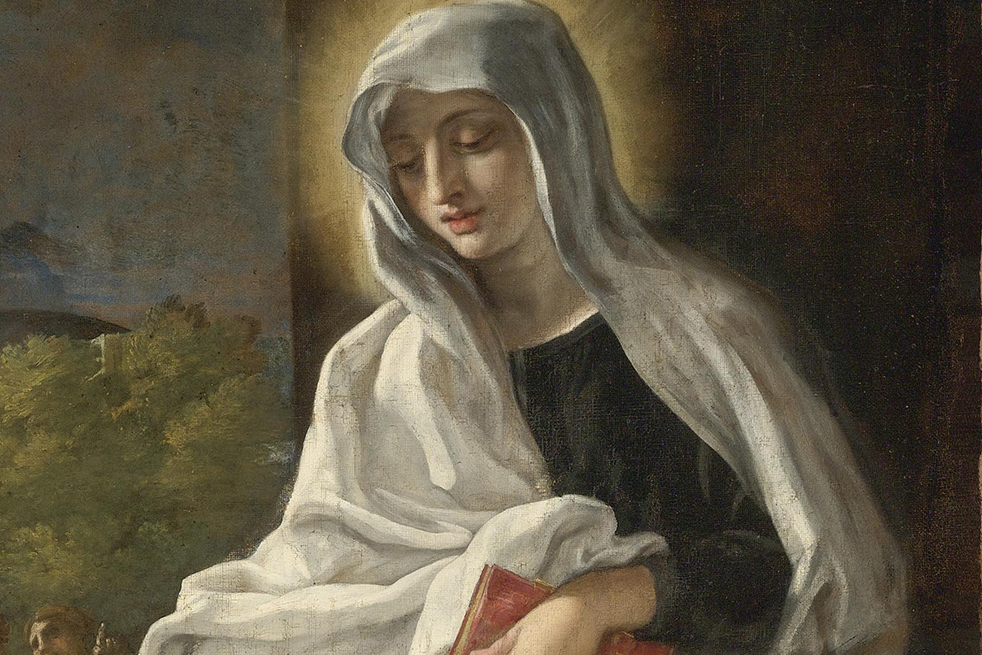 Saint Frances of Rome • Saint stories
