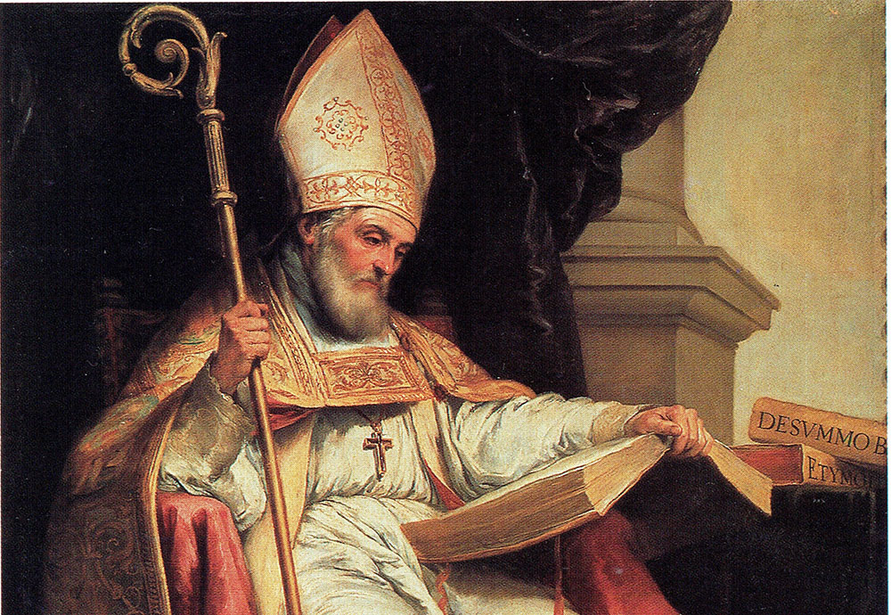 Saint Isidore of Seville • Saint stories