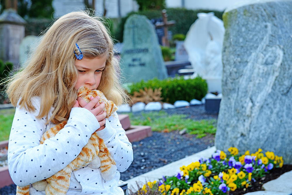 Kids and Catholic funerals: Why they should go, and how to prepare