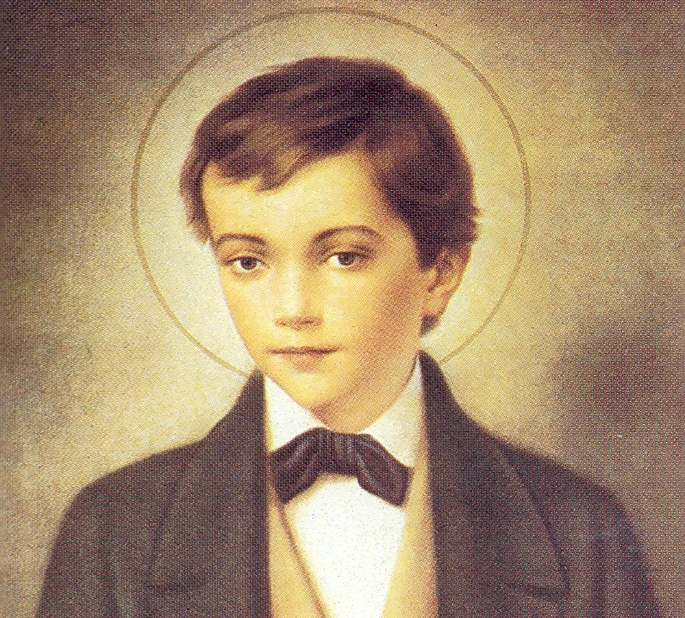 St. Dominic Savio • Saints for kids