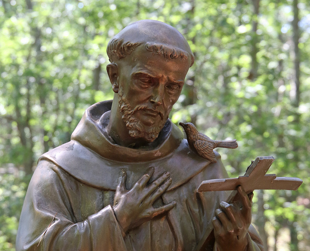 St. Francis of Assisi • Saint stories