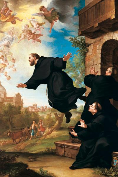 Saint Joseph of Cupertino • Saint stories