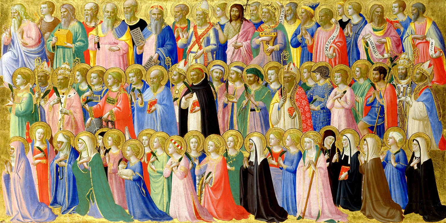 30+ ideas for celebrating the feasts of All Saints and All Souls