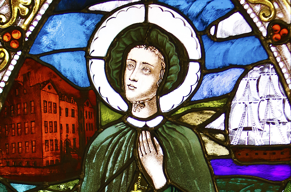 St. Elizabeth Ann Seton • Saint stories