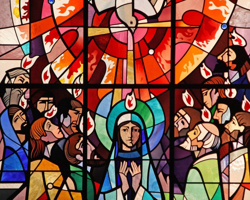 Nine things to do with your kids on Pentecost