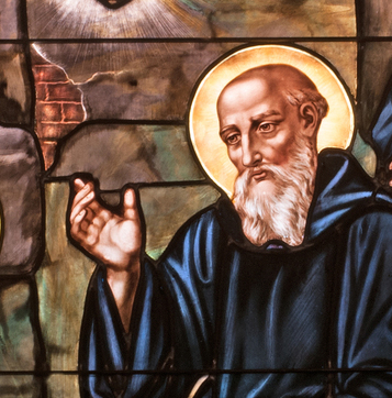 What does the Rule of St. Benedict offer families?