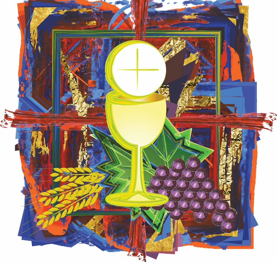 Eucharist means Thanksgiving