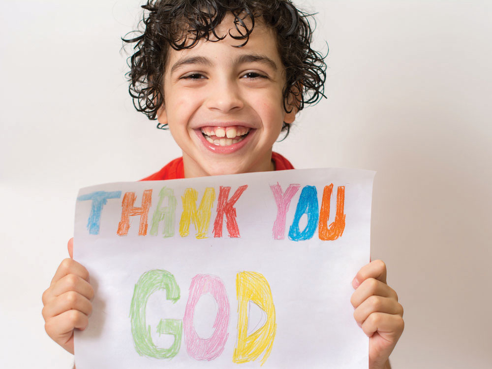 3 ways to give thanks