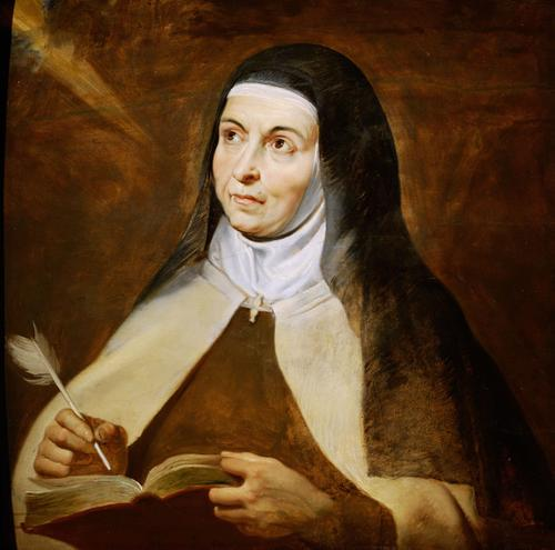 Celebrate the holiness of St. Teresa of Avila