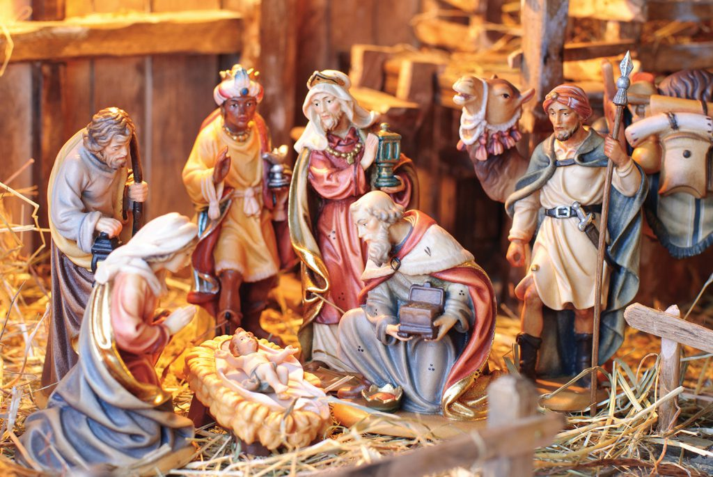 Spending time with Christ: A family guide to the Nativity
