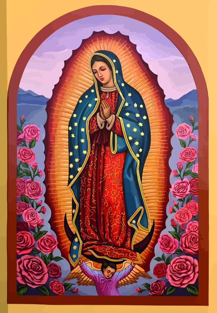 Celebrate the feast of Our Lady of Guadalupe with your kids