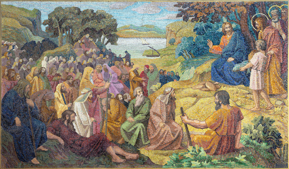 The Beatitudes for families