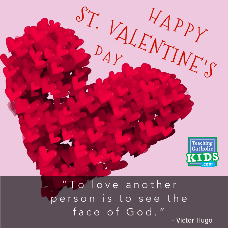 Happy St. Valentine's Day!