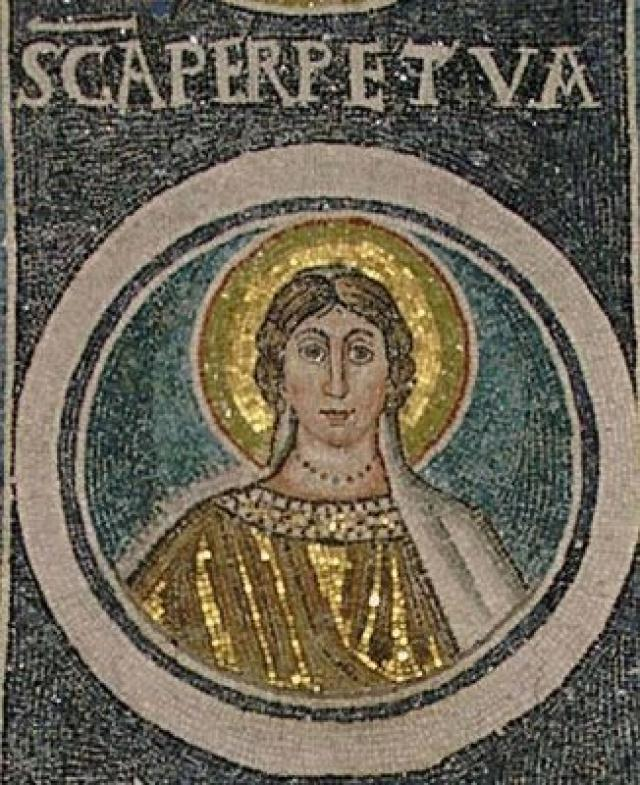 The story of Saints Perpetua and Felicity