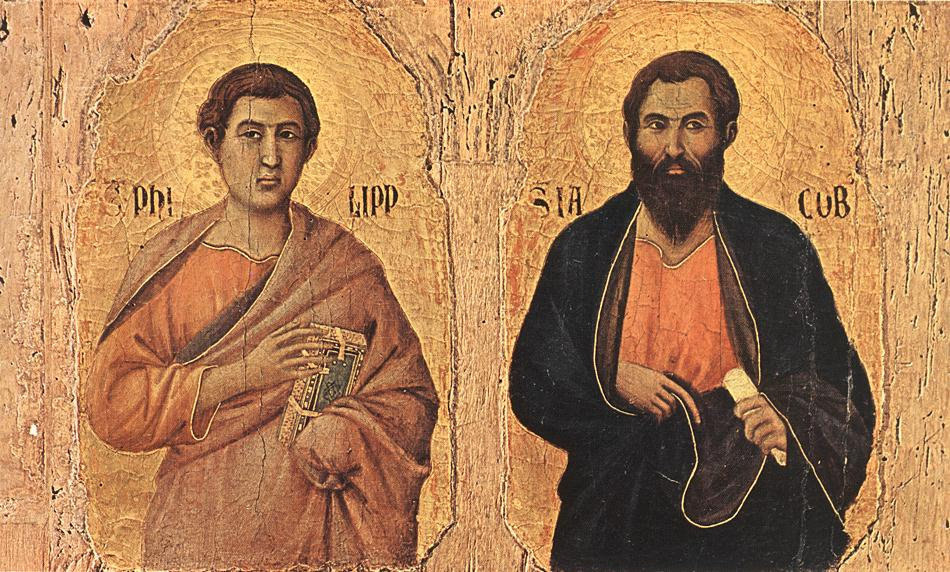 Archaeology and Sts. Philip and James