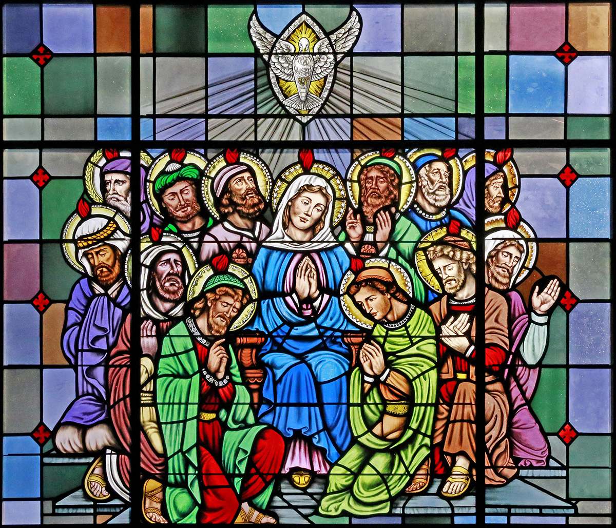Pentecost: Let the Holy Spirit guide us