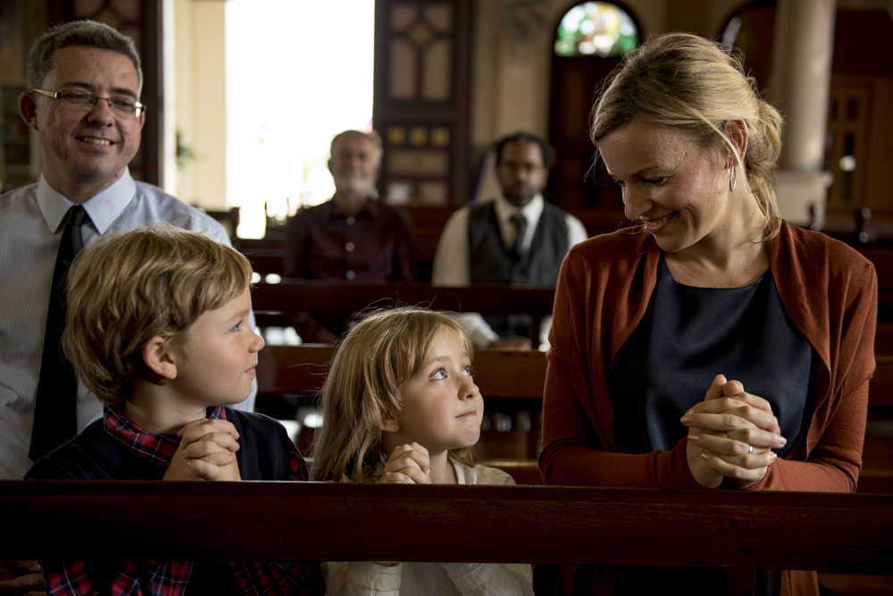 Why you should take little kids to Mass