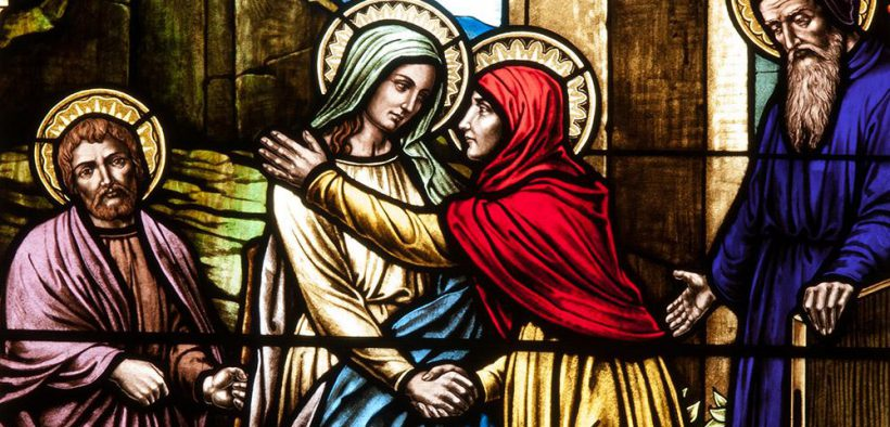 The Visitation of the Blessed Virgin Mary: The Magnificat