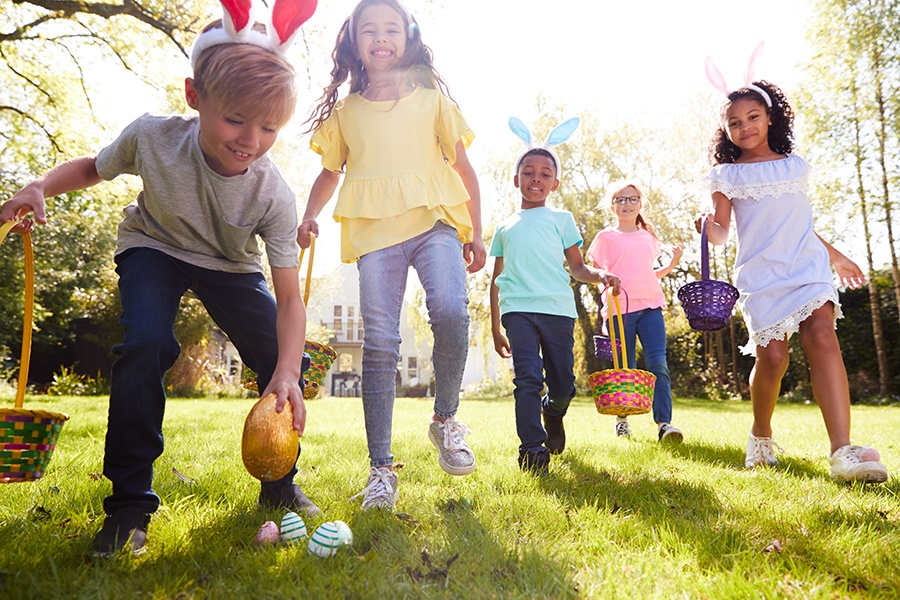 Easter basket ideas for Catholic kids